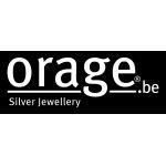 Orage Vintage Ketting zilver ros